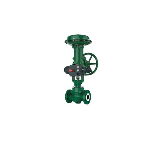 Fisher easy-e ES Valve