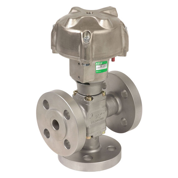 ASCO Series 398 Pressure Operated Valves
