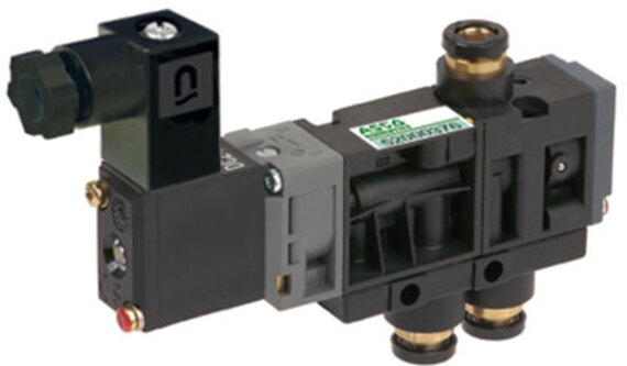 Mini-Spool Valves 520 ASCO