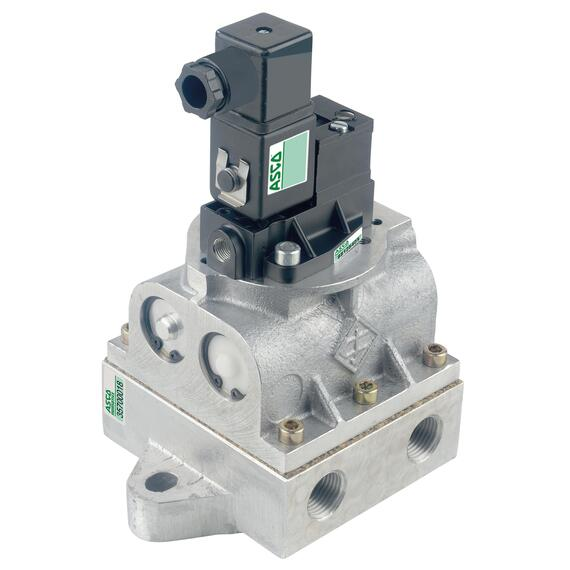 Air Operated Poppet Valves 268 ASCO