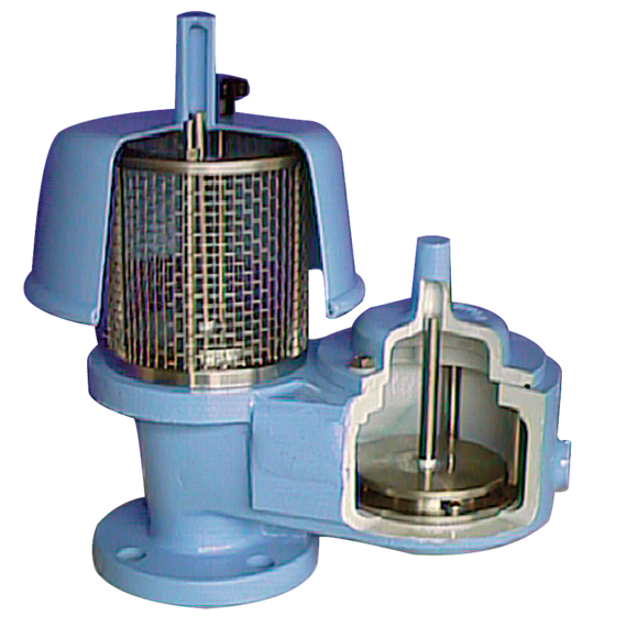 Whessoe 4020A Pressure and Vacuum Relief Valves