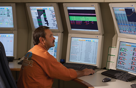 It can be challenging to control of all your hydropower operations within one system.