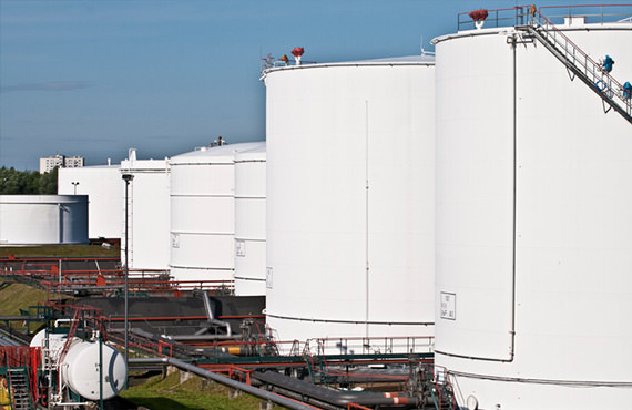 Ensuring accurate level measurements in sulphur solution tanks can be challenging.