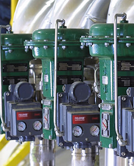 Valves, Actuators, & Regulators